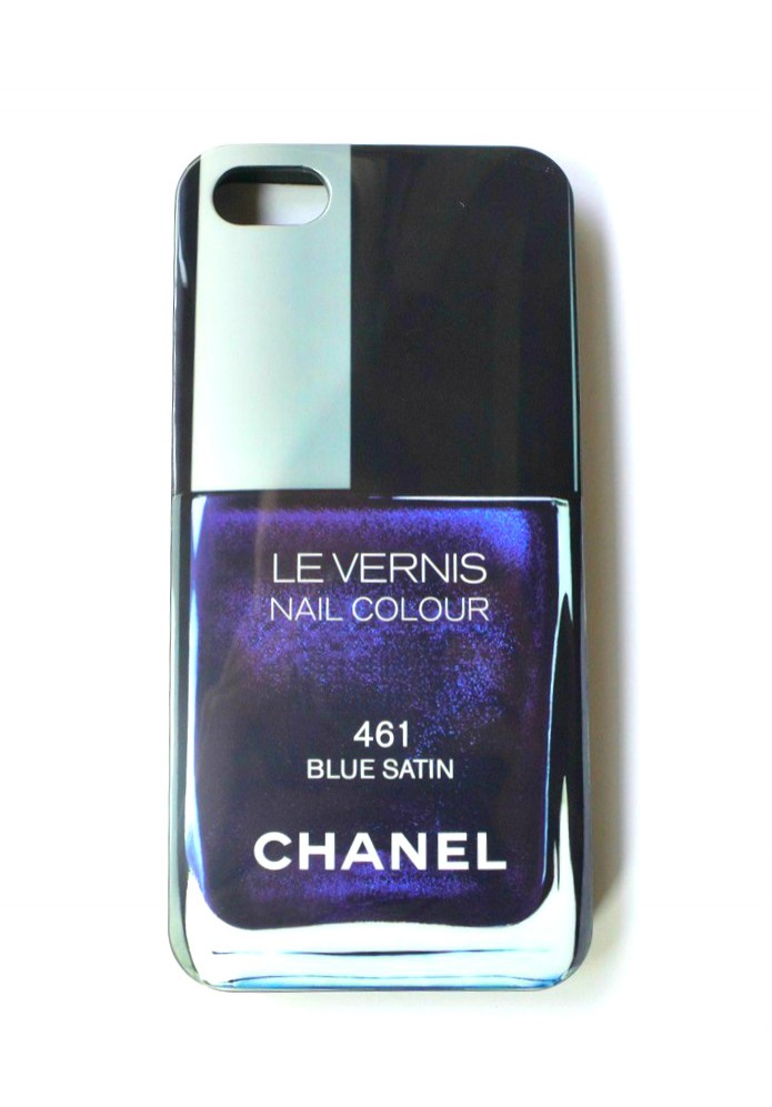CARCASA LE VERNIS CHANEL iPHONE 5 / iPHONE 6